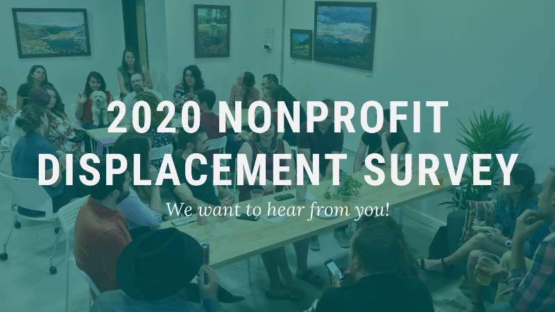 2020 Nonprofit Displacement Survey Mid-Year Results