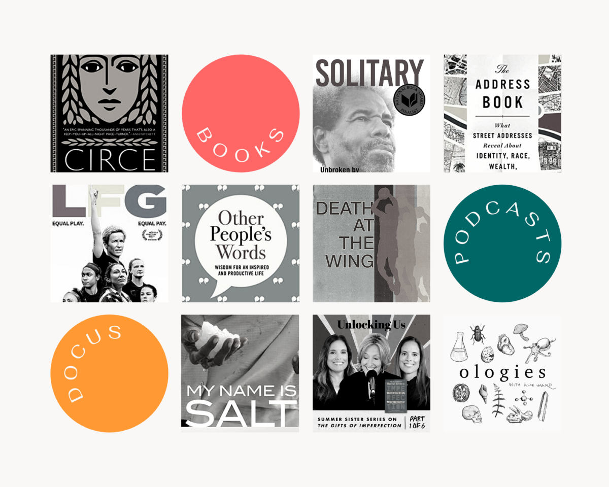 What we're reading, watching & listening to