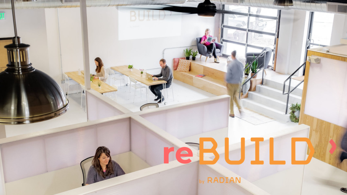 reBUILD with FREE nonprofit office space!